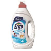 Enzo White 2in1 želeja baltai veļai x100 4L | Multum