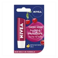 Nivea Cherry ķiršu lūpu balzams 4.8g | Multum