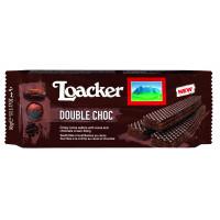 Vafeles Loacker Classic Double Choc  90g | Multum