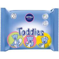 Nivea Baby Toddies mitrās salvetes x60 | Multum