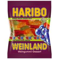 Želejas konfektes Haribo Weinland 100g/30 | Multum