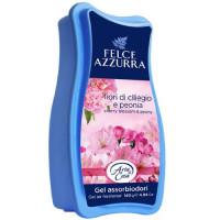 Gaisa atsvaidzinātājs/gels ar ķiršu ziedu aromātu Felce Azzurra 140g | Multum