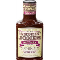 Mērce-Remia BBQ Smokin Jones Smokey Garlic 450ml   Multum