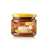 Mērce-Poco Loco Salsa Dip Mexicana Medium 315gr   Multum