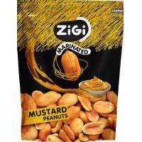 Rieksti-Zemesrieksti Zigi Mustard 70g | Multum