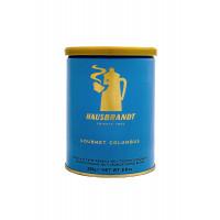 Malta kafija Hausbrandt Gourmet Columbus metāla bundžā 250gr | Multum
