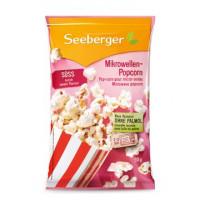 Seeberger Popkorns saldais 90g   Multum