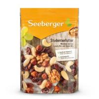 Seeberger riekstu un rozīņu maisījums LUXURY NUT AND RAISIN MIX 150g | Multum