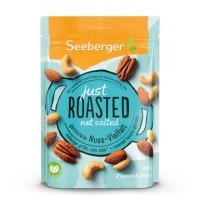 Seeberger grauzdētu riekstu maisījums LUXURY NUTS ROASTED 150g | Multum