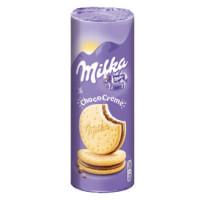 Milka Choco Creme cepumi ar šokolādes pildījumu 260g | Multum