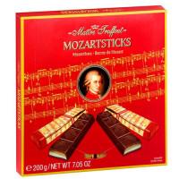 Maitre Truffout Mocarta šokolādes batoniņi 200g | Multum