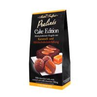 Maitre Truffout Pralines Cake Edition karameles un piena šokolādes bumbas  148g | Multum