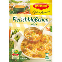 Maggi Bon Appetit Meatballs zupa 62g   Multum