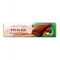 Maitre Truffout Piena šokolādes batoniņš ar riekstiem 75g | Multum