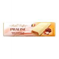 Maitre Truffout Baltās šokolādes batoniņs 75g | Multum