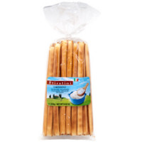Stiratini Grissini maizes standziņas ar jūras sāli  250g | Multum