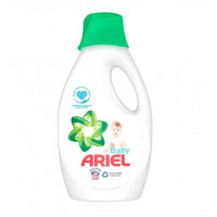 Ariel Baby universāls šķidrais veļas mazgāšanas līdzeklis x22 1.21L | Multum