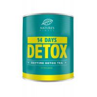 Nature's finest DETOX TEA- Daytime detox tea. Lieliskas garšas detokss tēja dienai. 14 tējas maisiņi. 42g | Multum