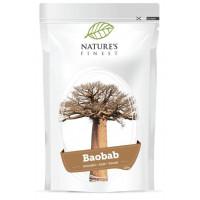 Nature's finest BIO Baobab fruit powder. BIO baobaba augļu pulveris 125g | Multum