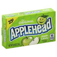Applehead konfektes ar ābolu garšu 23g | Multum