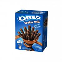 Oreo Wafer roll vafeļu trubiņas ar šokolādes krēmu 54g | Multum