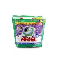 Ariel Color Allin1 kapsulas krāsainas veļas mazgāšanai x70 1841g | Multum