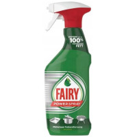 Fairy Power Spray izsmidzināms tīrīšanas līdzeklis taukiem 500ml | Multum