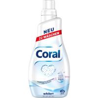 Coral White+ želeja baltas veļas mazgāšanai x22 1.1L | Multum