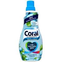 Coral Color Wasserlilie & Limette želeja krāsainas veļas mazgāšanai x22 1.1L | Multum