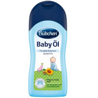 Bubchen Baby Ol Sensitiv eļļa zīdaiņiem 400ml | Multum
