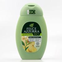 Felce Azzurra Green Tea & Ginger BIO dušas želeja 250mI | Multum
