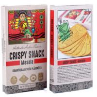 GSC Masala -Kraukšķīgas kviešu plāksnītes ar garšvielām 60g | Multum