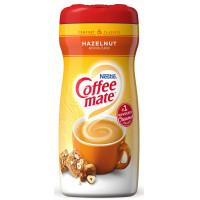 Coffee Mate Hazelnut kafijas pulveris ar riekstu garšu, bez glutēna un laktozes,  425g   Multum