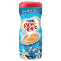 Coffee Mate French Vanilla kafijas pulveris ar vaniļas garšu, bez glutēna 425.2g   Multum