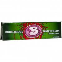 Bubblicious Watermelon košļājamā gumija ar arbūza garšu 5gb | Multum