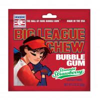Big league Chew košļājamā gumija ar zemeņu garšu 60g | Multum