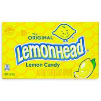 Lemonhead Original konfektes ar citrona garšu 142g | Multum