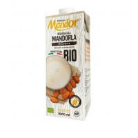 Mand'or Almond Milk Organic, grauzdētu mandeļu piens BIO 5,5% ar vīnogu cukuru, 1000ml | Multum