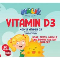 Nature's finest MALIE D3 vitamīna dzēriens bērniem 150g | Multum