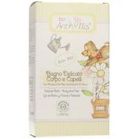 BABY ANTHYLLIS BIO/ECO maigas mazgāšanas putas mazuļa ķermenim un matiem 400ml | Multum