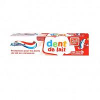 Aquafresh Dent de lait zobu pasta (2-5 gadi) 50ml | Multum