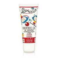 Officina naturae Biricco organic zobu pasta, bez fluora, ķiršu,75ml   Multum