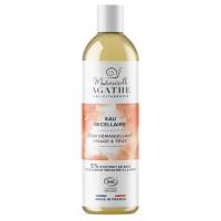 Mademoiselle Agathe hipoalerģisks BIO micelārais ūdens ar 5% gliemežu mucīna ekstraktu | Multum