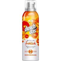 Dusch Das Duschschaum Frohlich dušas putas 200ml   Multum