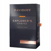 Davidoff Explorer's Choice kafijas pupiņas 500g   Multum