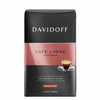 Davidoff Cafe Creme Intense kafijas pupiņas 500g   Multum