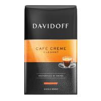 Davidoff Cafe Creme Elegant kafijas pupiņas 500g   Multum