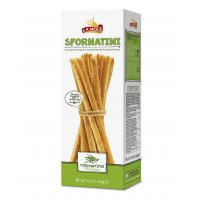 Uzkodas-La Mole Sfornatini, Standziņas ar rozmarīnu un olīveļļu 120gr | Multum