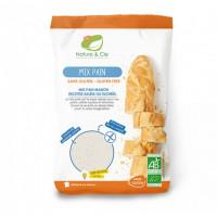 Nature&Cie bezglutēna BIO milti maizei, 500g | Multum