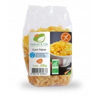 Nature&Cie bezglutēna BIO kukurūzas brokastu pārslas, 200g | Multum